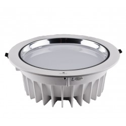Downlight de LEDs highPOWER epistar circular 36W 3250Lm