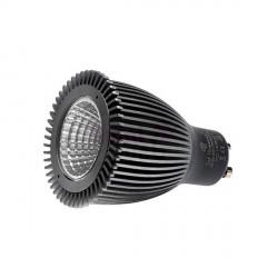 Lámpara de LEDs GU10 cob epistar 7W 600lm