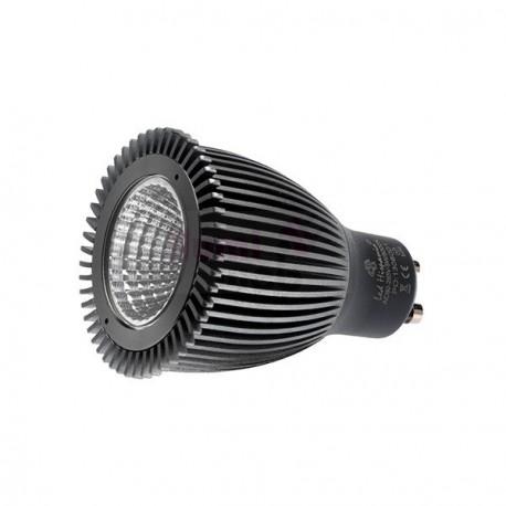 Lámpara de LEDs GU10 cob epistar 5W 460lm