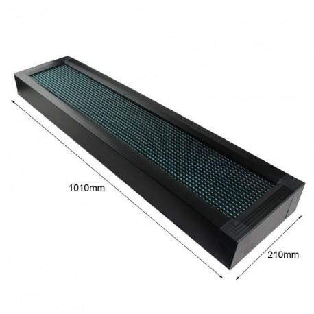 Rótulo electrónico 45W 120º IP65 P10