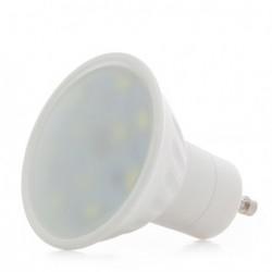 Lámpara de LEDs GU10 smd 5730 6W 430Lm