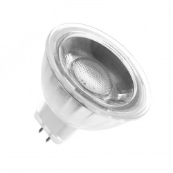 Lámpara cob de LEDs MR16 5W 480Lm