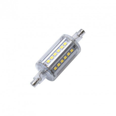 LEDs R7S 78mm SMD 2835 epistar 5W 450Lm