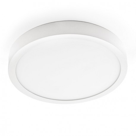 Downlight LED Circular de superficie 300mm 24W 1450Lm