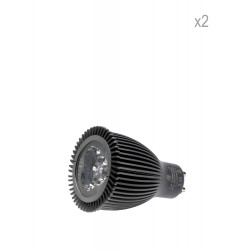 Lámpara de LEDs GU10 highpower epistar 5W 460lm
