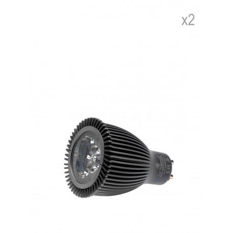 Lámpara de LEDs GU10 highpower epistar 5W 460lm