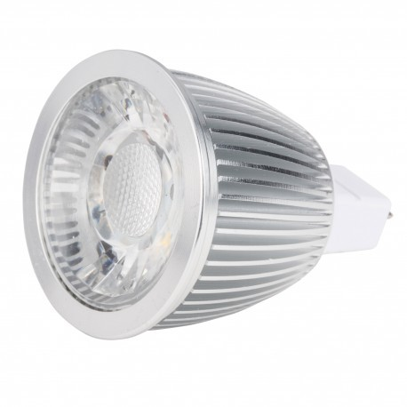 Lámpara LEDs COB MR16 7W 630Lm