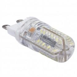 G9 64 LEDs SMD3014 3W 200Lm