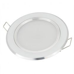 Downlight de LEDs Ø115mm 7W 500-560Lm