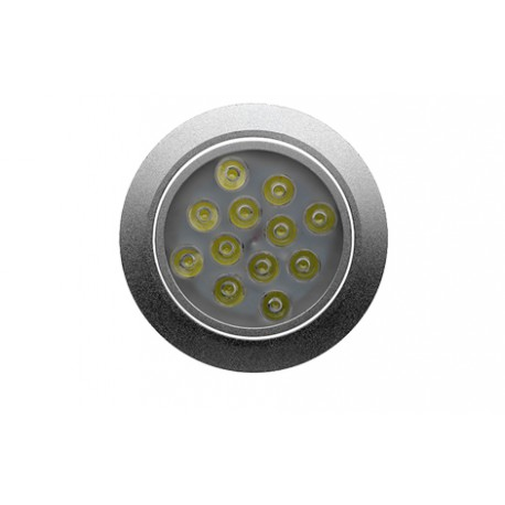 Downlight de LEDs high power epistar Circular 12W 950Lm
