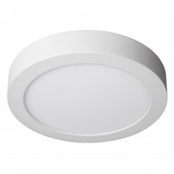 Downlight LED Circular de superficie 220mm 18W 1450Lm