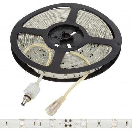 Tira de 36W 5 Metros LEDs SMD5050 12VDC IP65