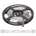Tira de 36W LEDs SMD 5050 5M RGB IP33 Interior