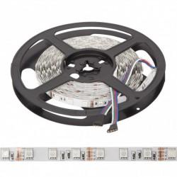 Tira de 72W LEDs SMD 5050 5M RGB IP33 Interior
