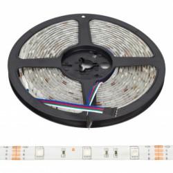 Tira de 36W LED SMD 5050 5M RGB IP65 EXTERIOR