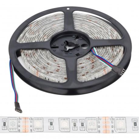 Tira de 72W LEDs SMD 5050 5M RGB IP65 EXTERIOR