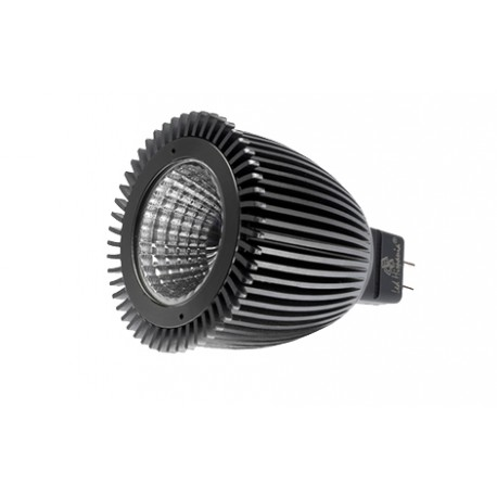 Lámpara de LEDs MR16 COB Epistar 5W 480Lm