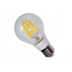 Bombilla Filamento LED E27 8W 850Lm